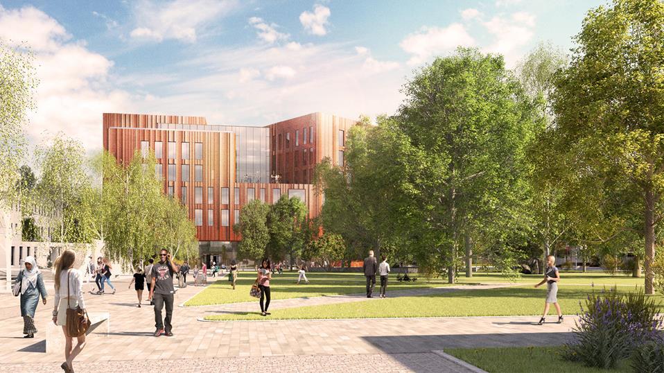 Warwick University CCL